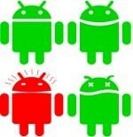 Androids Clipart